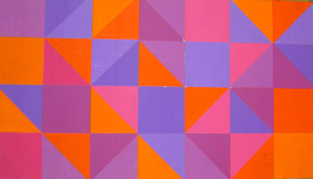 , 'Study for Hot Triangles,' 1971, Benjaman Gallery Group