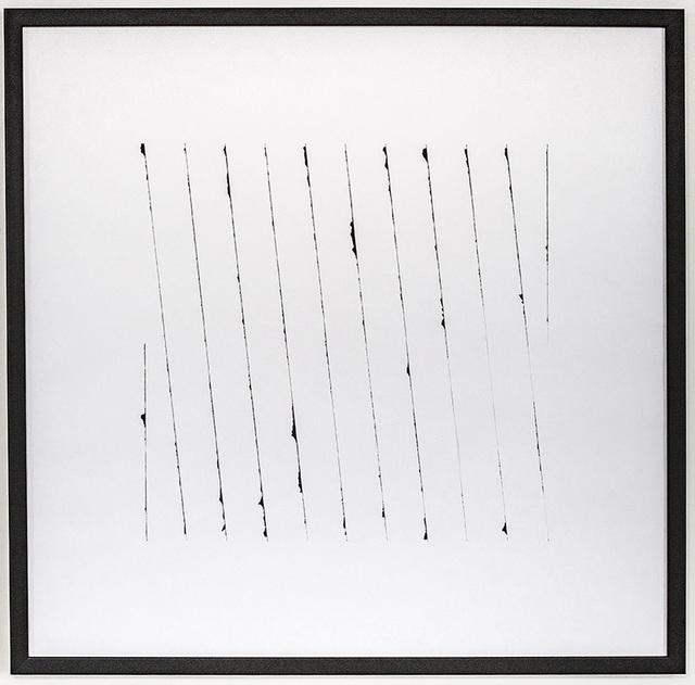 , ''gerissenes papier',' 2016, Artdepot