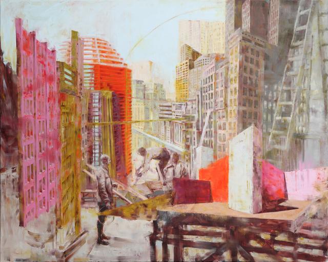 , 'Construction 06,' 2016, ŻAK | BRANICKA