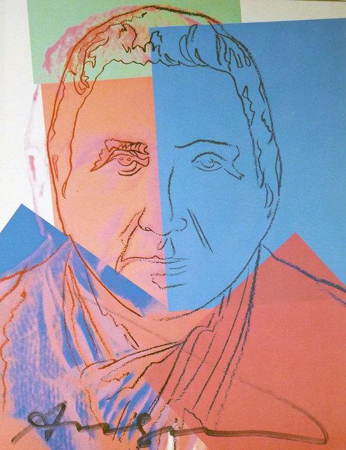 , 'Gertrude Stein,' 1980, Revolver Gallery