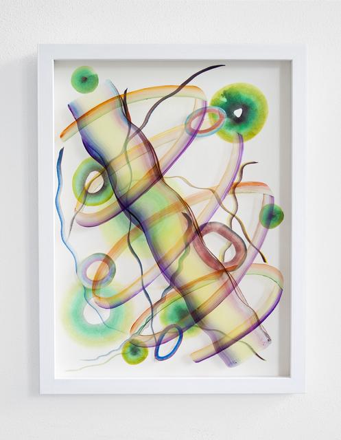 , 'Universal energies VI,' 2018, O-68