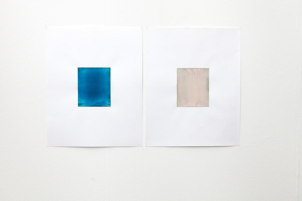 Eric Cruikshank, exhibition view | image: ©dasesszimmer