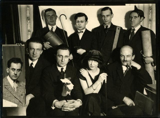 , 'Dada Group,' , Bruce Silverstein Gallery