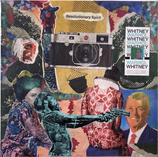 , 'Revolutionary Spirit,' 2018, Con Artist Collective