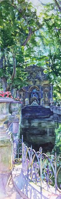 , 'The Medici Fountain,' 2019, 440 Gallery