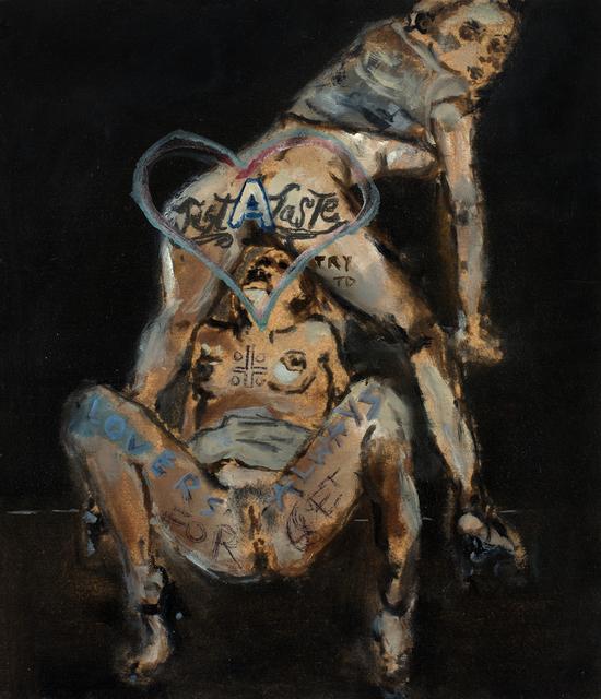 , 'Just a taste,' 2017, Galerie Heike Strelow