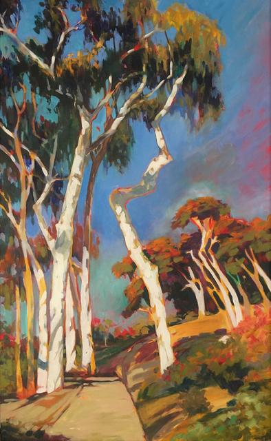 Kathy Dana, 'Palos Verdes Eucalyptus', Tim Collom Gallery