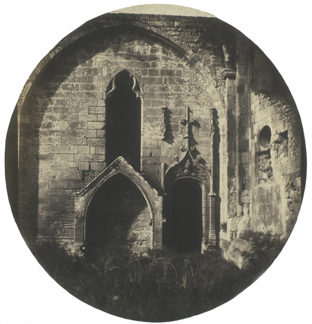 , 'Church façade, France,' 1852, Hans P Kraus Jr. Fine Photographs