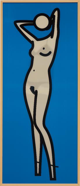 Julian Opie, 'Kiera Gets Undressed', 2004, Phillips