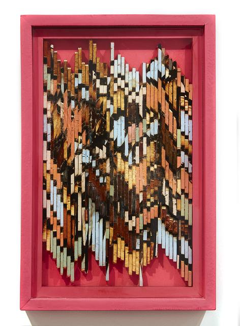 , 'Composite Memory Pixels,' 2015, Jonathan LeVine Projects