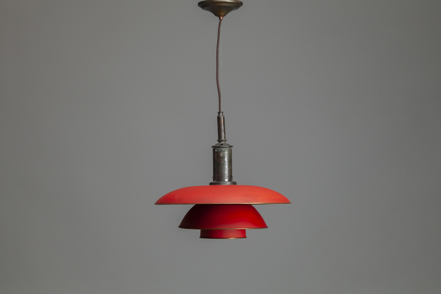 Poul Henningsen, 'Ceiling Light with model no. PH 4/4 shades', ca. 1927, Jacksons