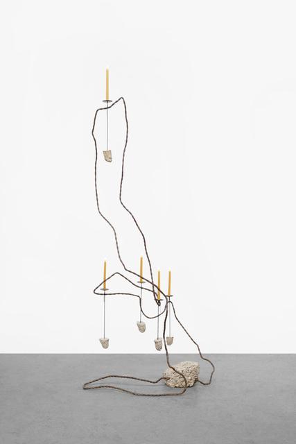 , 'Steel Roots V,' 2018, Slete Gallery