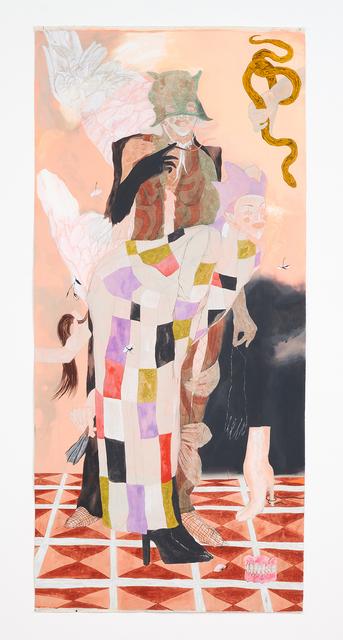 , 'Pierrot,' 2019, Huxley-Parlour