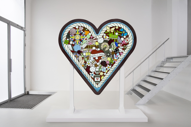 , 'Heart,' 2012-2013, Museum of Arts and Design