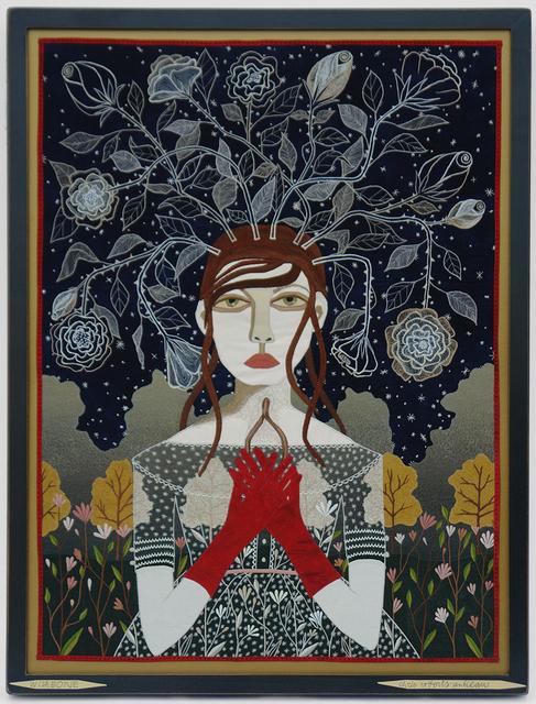 , 'Wishbone,' 2014, Antieau Gallery