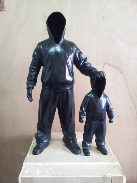 , 'The Godfather 佑,' 2013, Art+ Shanghai Gallery