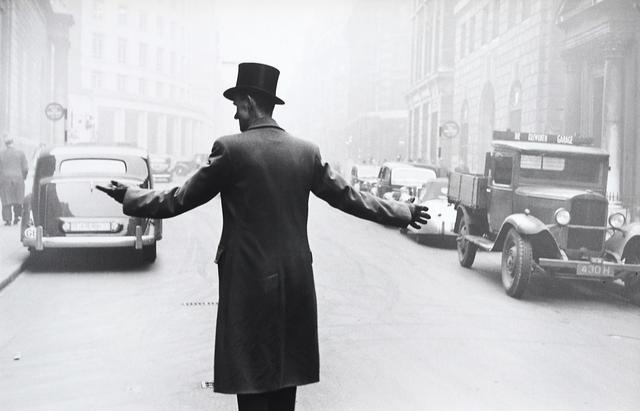 , 'London,' 1951, Hamiltons Gallery