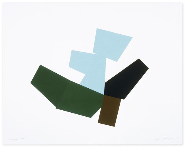 Joel Shapiro, 'Boat, Bird, Mother and Child (h)', 2009, Gemini G.E.L.