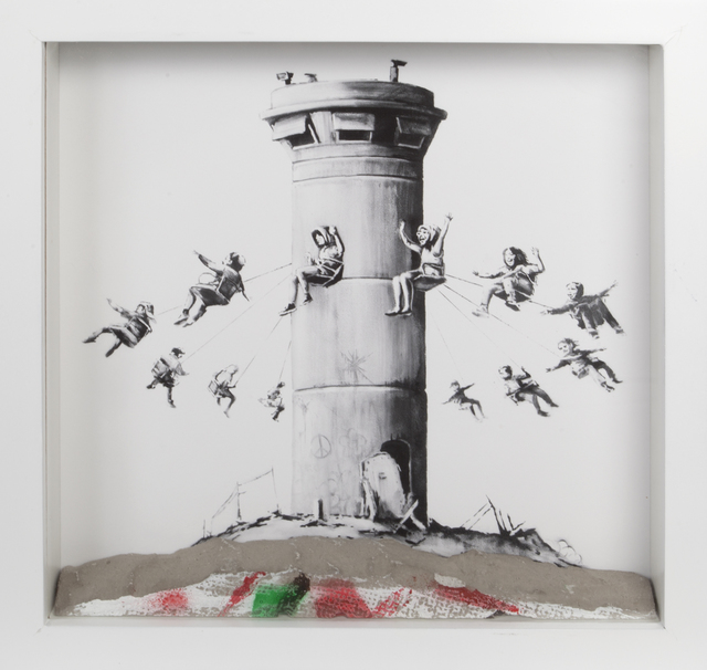Banksy, 'Walled - Off Hotel (box set)', Julien's Auctions