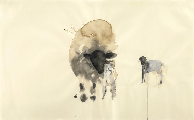 , 'PESCADARO LAMB,' 2014, Traver Gallery