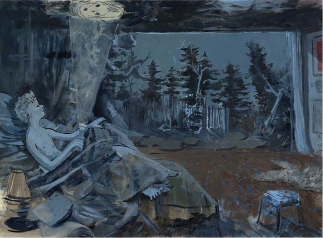 Tilo Baumgärtel, 'Sondberg', 2010-2016, Coleccion SOLO
