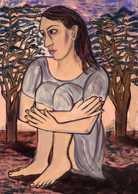 , 'Cedars,' , Letitia Gallery