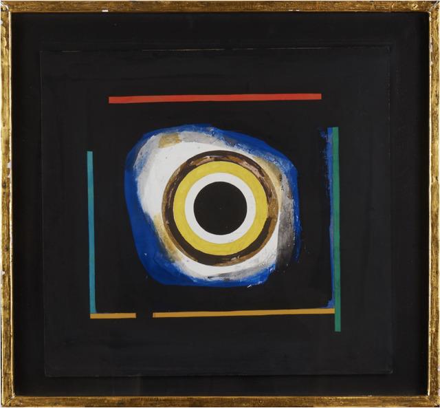 Eduard Steinberg, 'Suprematist Composition', 1976, Elga Wimmer PCC