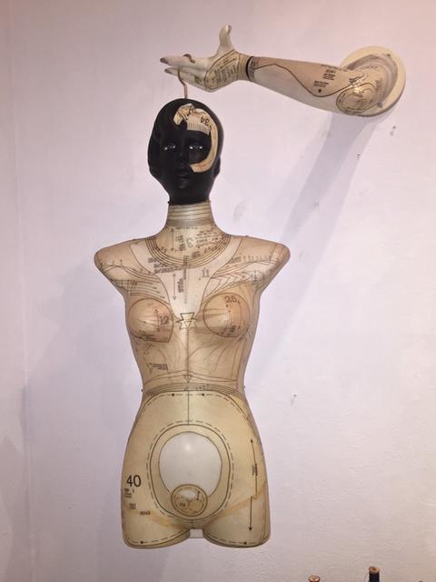 , 'Fertile Crescent Armature,' 2015, Dab Art