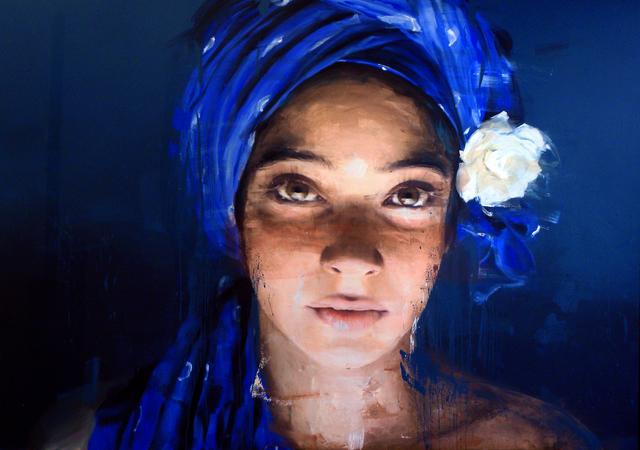 , 'Isabella 2,' 2017, Ransom Art