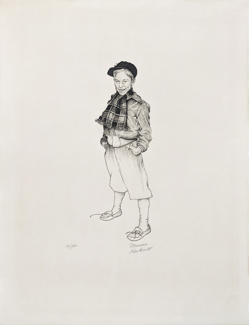 Norman Rockwell, 'JERRY', 1971, Gallery Art