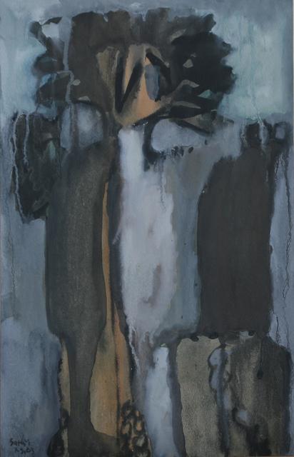 , 'Untitled (1963.9.7),' 1963, Galerie Nathalie Obadia