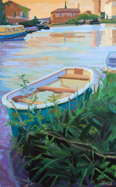, 'Morning Canal,' 2018, ArtProv Gallery