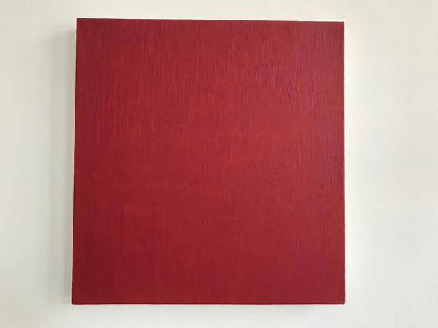 , 'Late Roman painting: Permanent Carmine,' 1996, CONRADS