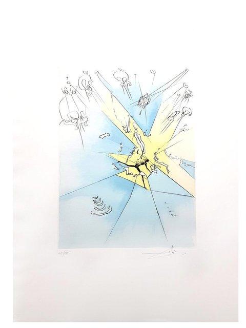 "Salvador Dalí, 'Original Etching ""The Grand Inquisitor Ban the Savior"" by Salvador Dalí', 1974, Galerie Philia"