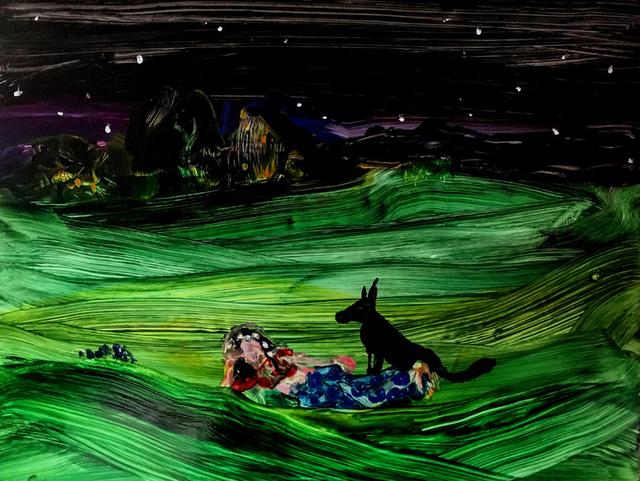 , 'Night Visitor,' 2017, Gibbons & Nicholas
