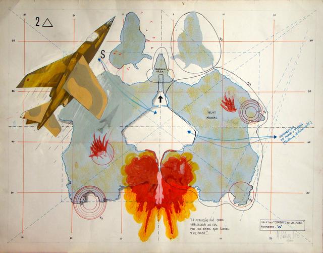 , 'Boceto II,' 1983, Herlitzka + Faria