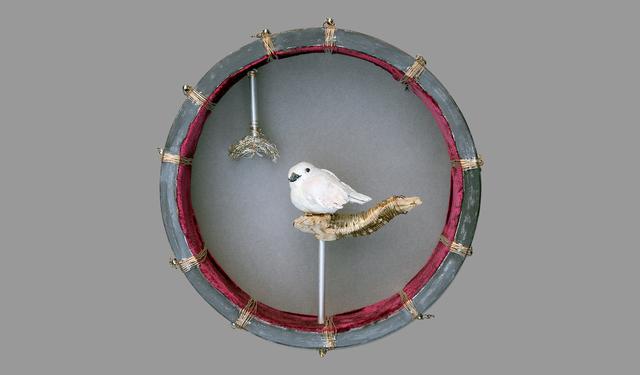 """, '""""White Bird at Home"""",' , CK Art"""