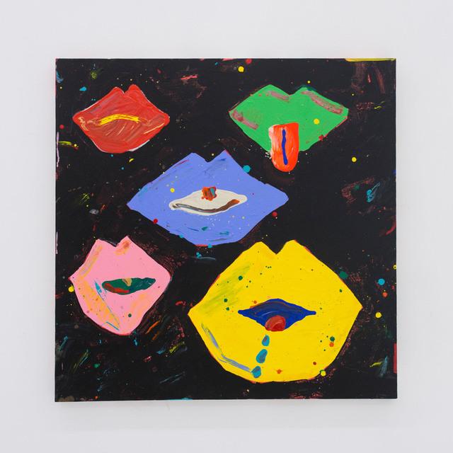 Misaki Kawai, 'Lips Gang', 2015, The Hole