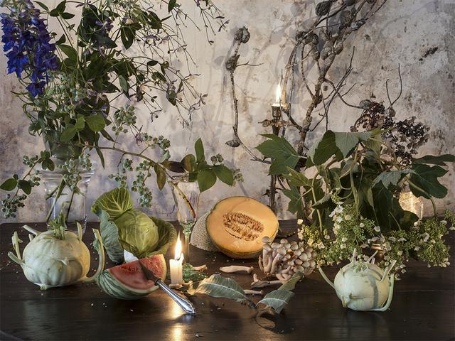 , 'Melon,' 2017, Galerie Jordanow