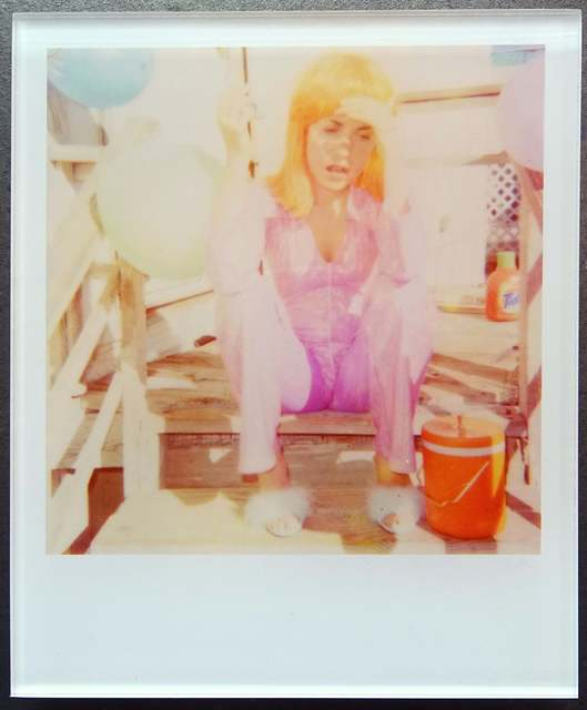 Stefanie Schneider, 'Stefanie Schneider's Minis Party's over (Oxana's 30th Birthday)', 2008, Photography, Lambda digital Color Photographs based on a Polaroid. Sandwiched in between Plexiglass (thickness 0.7cm), Instantdreams