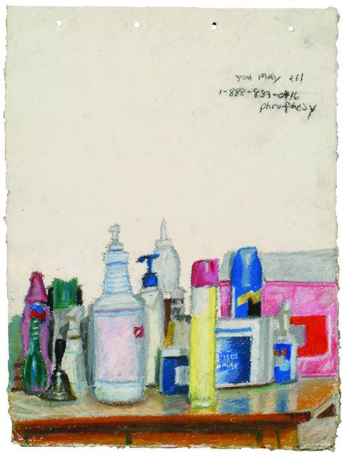 , 'Big Momma's Still Life #2,' 2007, Thomas French Fine Art