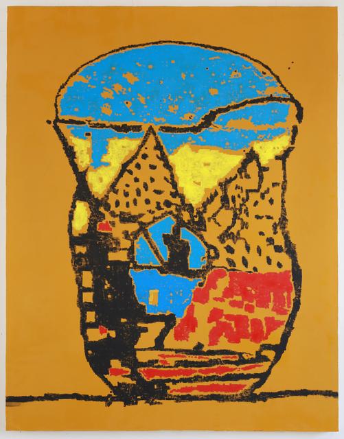 , 'big imagining delphi,' 2017, Romer Young Gallery