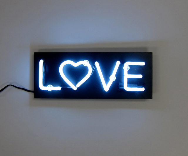 ", '""Love "",' 2013, Parlor Gallery"