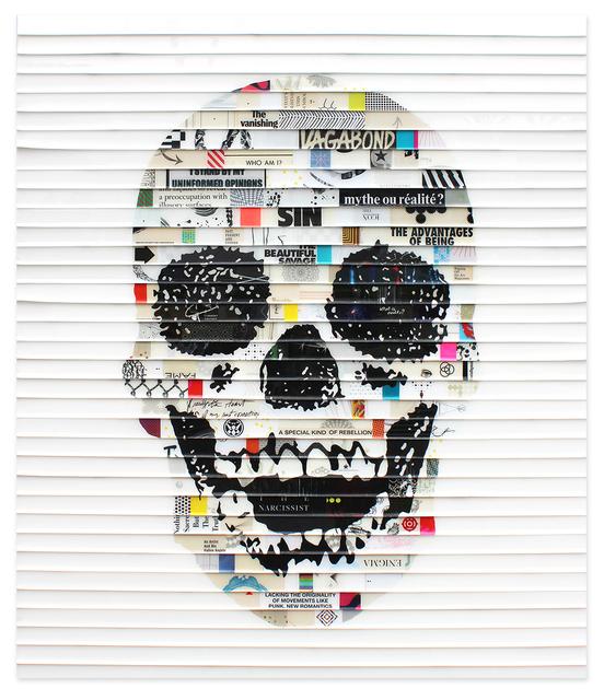 , 'Cranes Sont En 4,' 2016, Gilman Contemporary