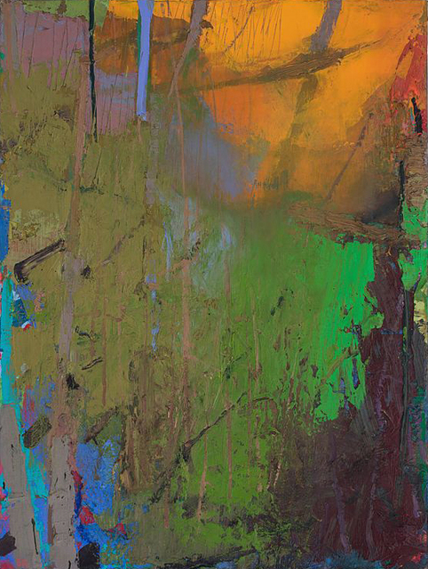 Brian Rutenberg, 'Rasping 2', 2017, TEW Galleries