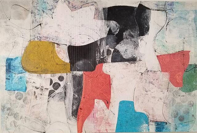 Charlie Hewitt, 'Rising Sun', 2019, Jim Kempner Fine Art