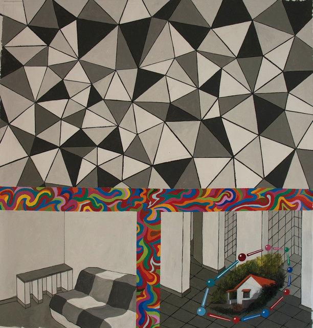 , 'A casa do vizinho,' 2014, Pepe Cobo