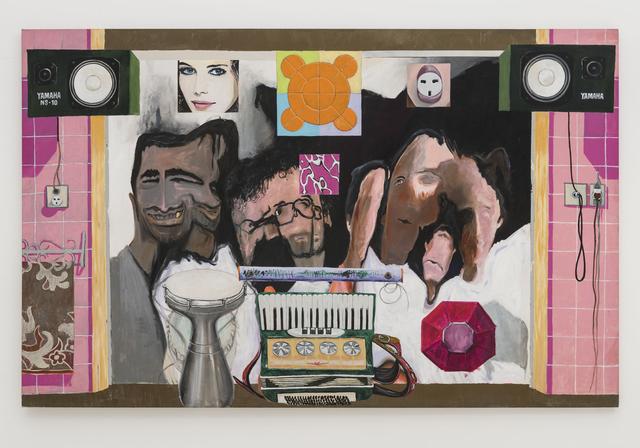 , 'Sem título / Untitled,' 1996, Bergamin & Gomide