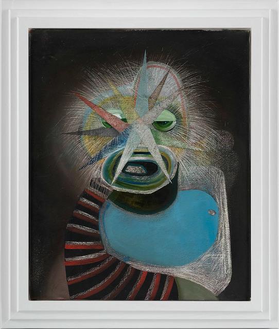 , 'Portrait 18,' 2016, Monte Clark Gallery