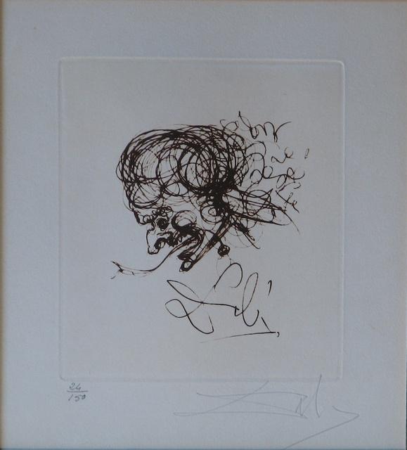 Salvador Dalí, 'Symbols Devil', 1970, Fine Art Acquisitions